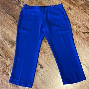Banana Republic Royal Blue dress pants